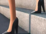 Mary Beth's Shoes