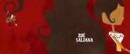 Zoe Saldana Credits