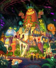 Book of Life Concept Art - Land of the Remembered (7)
