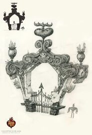 Book of Life Concept Art - San Ángel (4)