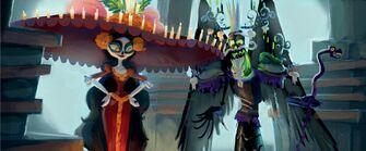 Concept - La Muerte x Xibalba (2)