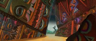 Book of Life Concept Art - Land of the Remembered (15)