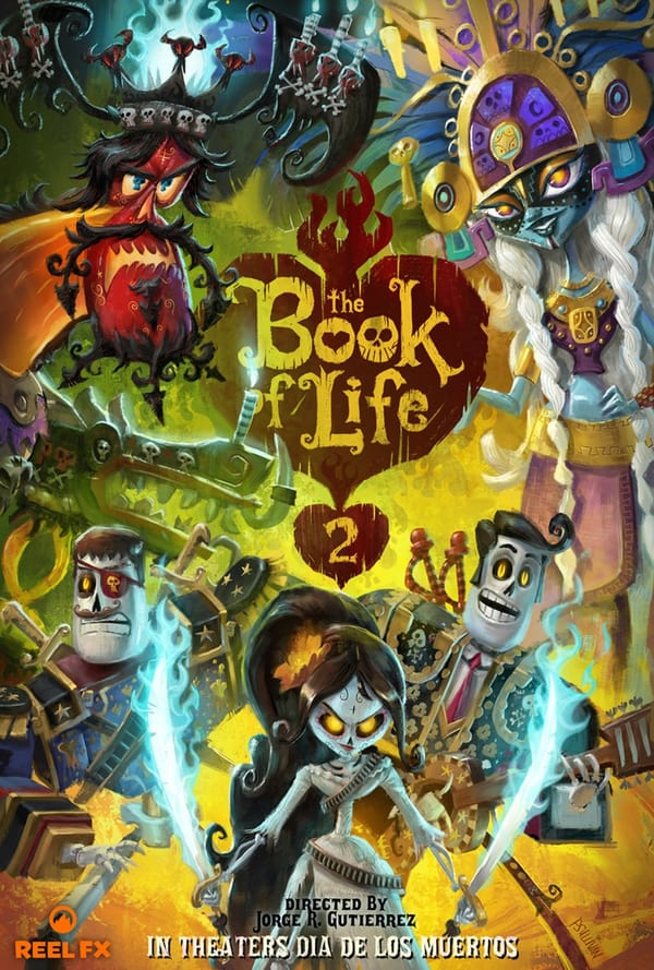 The Book of Life 2Fan Feed