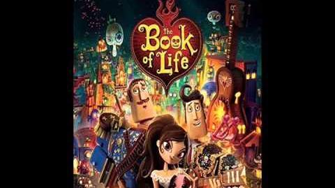El Libro De La Vida - Te Amo Y Más (Diego Luna)