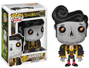 Manolo Remembered Pop Figure