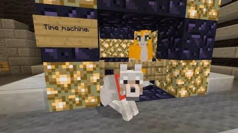 Minecraft Xbox - Cat To The Future 100-0