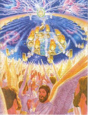 Revelation 24 thrones