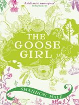 The Goose Girl UK Cover