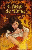 Enna Burning Spanish Cover