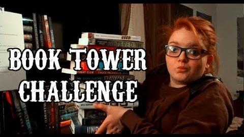 BOOK TOWER CHALLENGE-0