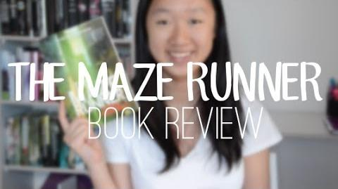 The Maze Runner by James Dashner Book Review
