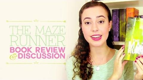 The Maze Runner Book Review & Discussion