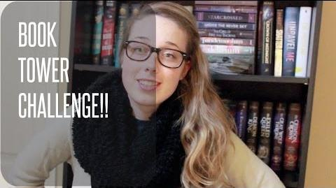 Book Tower Challenge!-0
