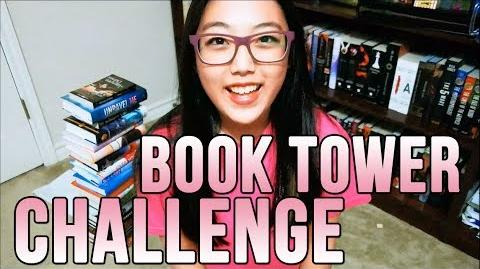 BOOK TOWER CHALLENGE