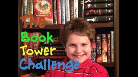 The Book Tower Challenge tag