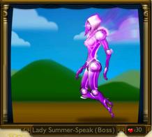 Lady Smmr Spk