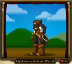 Mysterious Assassin
