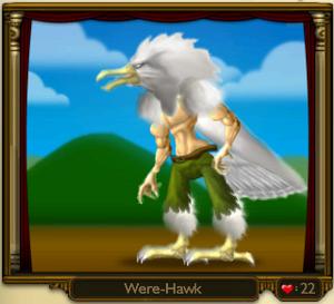 Were-Hawk
