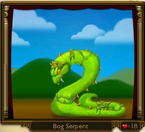 Bog Serpent