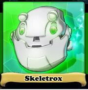 Skeletrox Good Face