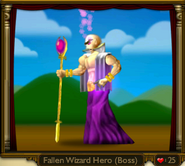 Fallen Wizard Hero