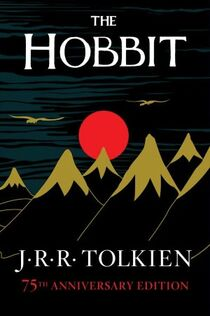 The Hobbit Cover 2