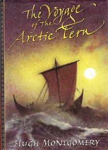 The Voyage of the Arctic Tern Cover