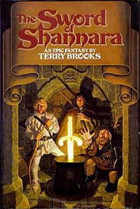 Sword of Shannara Cover