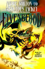 Elven Blood Cover