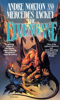 The Elvenbane Cover