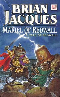 Mariel of Redwall Cover