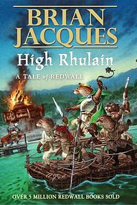 High Rhulain Cover