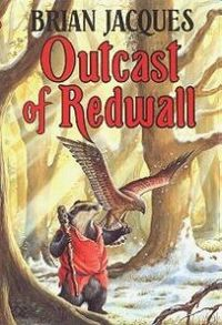 Outcast of Redwall Cover