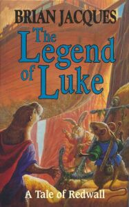 Legend Of Luke Cover
