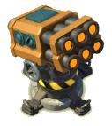 RocketLauncher Lvl6
