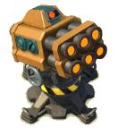 RocketLauncher Lvl 7