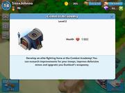 Combat Acadamy Stats2
