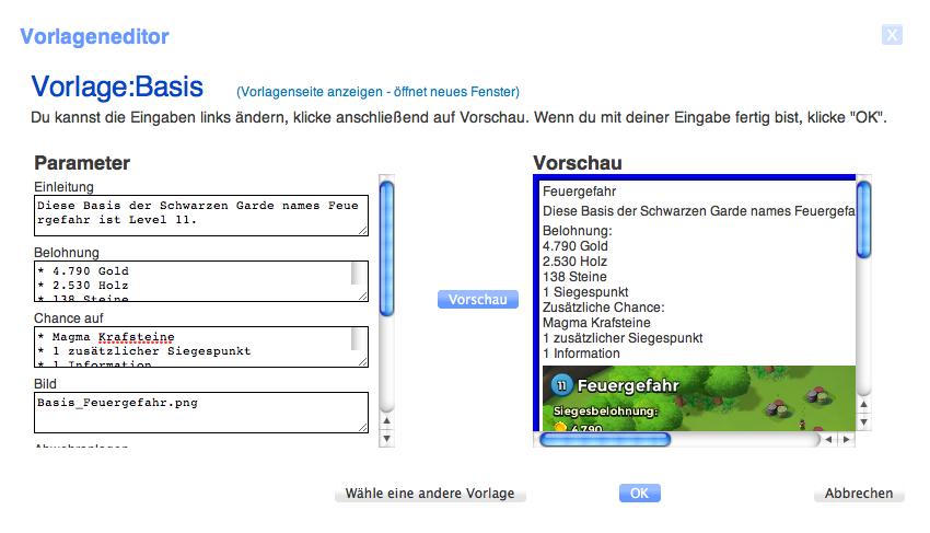Fantastisch Wiki Vorlage Ideen - Beispiel Wiederaufnahme Vorlagen ...