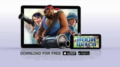 Boom Beach Official Launch Trailer II