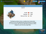 Quarry Stats2