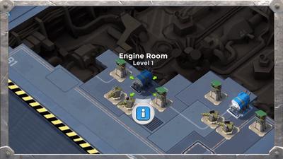 Maschinenräume