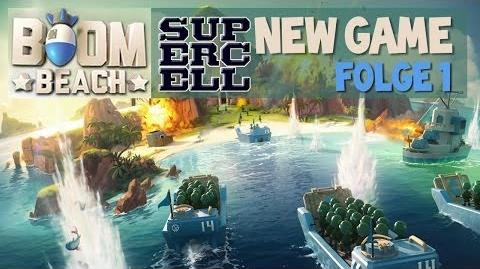 """Folge 1 """"Alles auf Anfang"""" - Let´s Play - Boom Beach"""