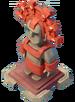 Statue Magma Masterpiece