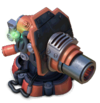 Boom-Kanone 15 neu