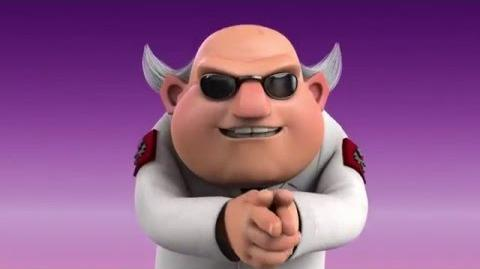 Boom Beach Dr. T's Eyebrows (Official Video)