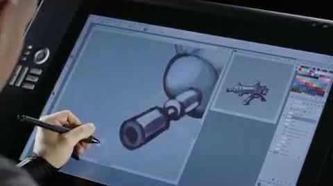 Making of The Machine Gun