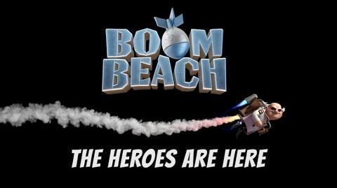 Boom Beach Heroes Tutorial