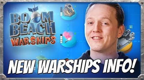 Boom Beach Warships Developer Update 3