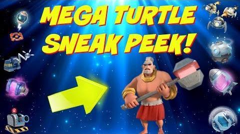 MEGA TURTLE SNEAK PEEK! NEW GUNBOAT ABILITIES! BOOM BEACH NEW EVENT!
