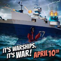 Update Kriegsschiffe